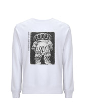 Load image into Gallery viewer, Statement of Intent- White Sweatshirt