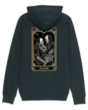 Load image into Gallery viewer, Lovers Hoody - Black