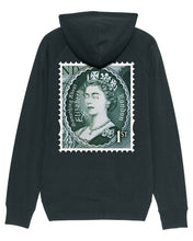 Load image into Gallery viewer, First Class Stamp Hoody - Black