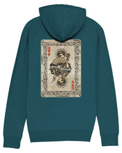Load image into Gallery viewer, Queen Of Hearts Hoody - Stargazer