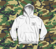 Load image into Gallery viewer, Root Of All Evil - White Camo Hoodies