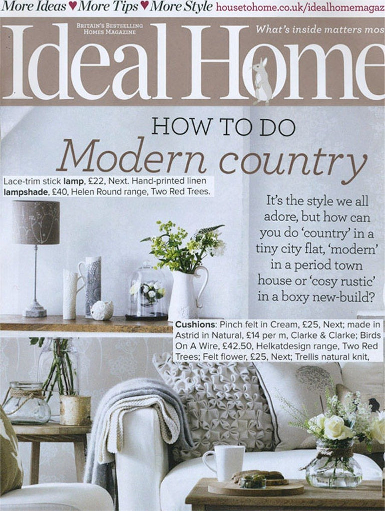 Ideal Home October 2013