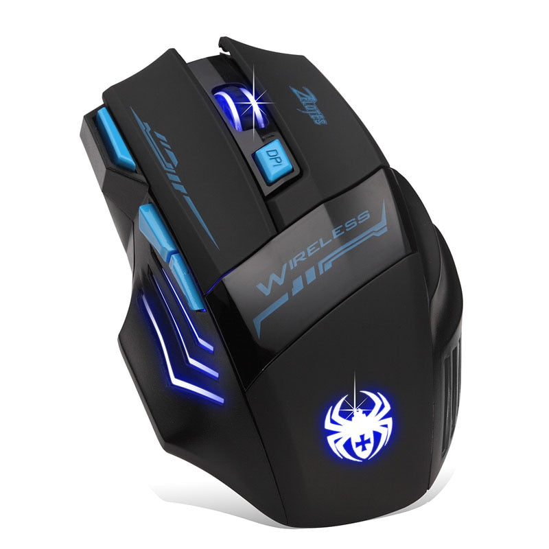 Zelotes Wireless Professional Gaming Mouse