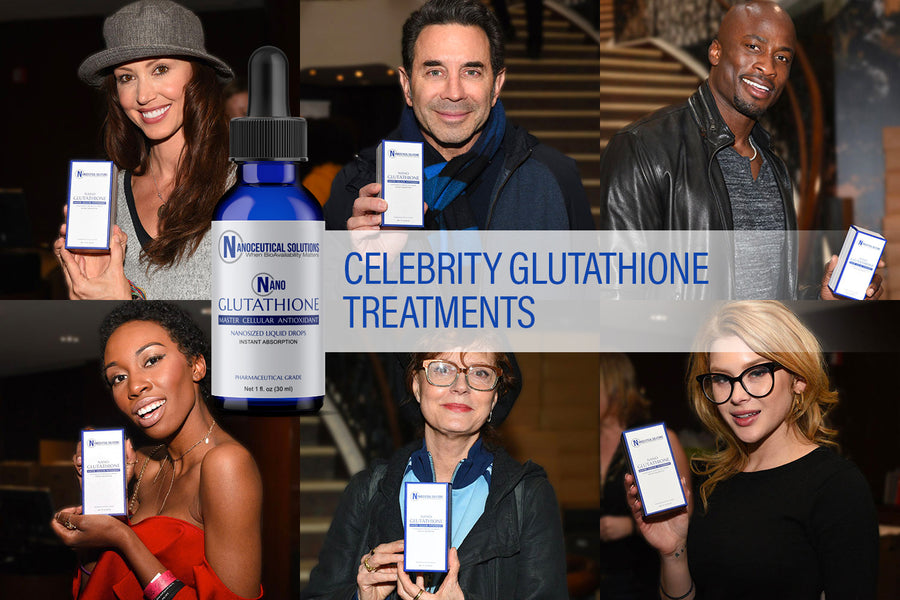 Do Celebrity Glutathione Treatments Work?