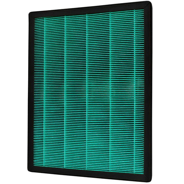 Climestar True HEPA Filter Compatible for RabbitAir BioGS 2.0 Purifier Model SPA-550A and SPA-625A