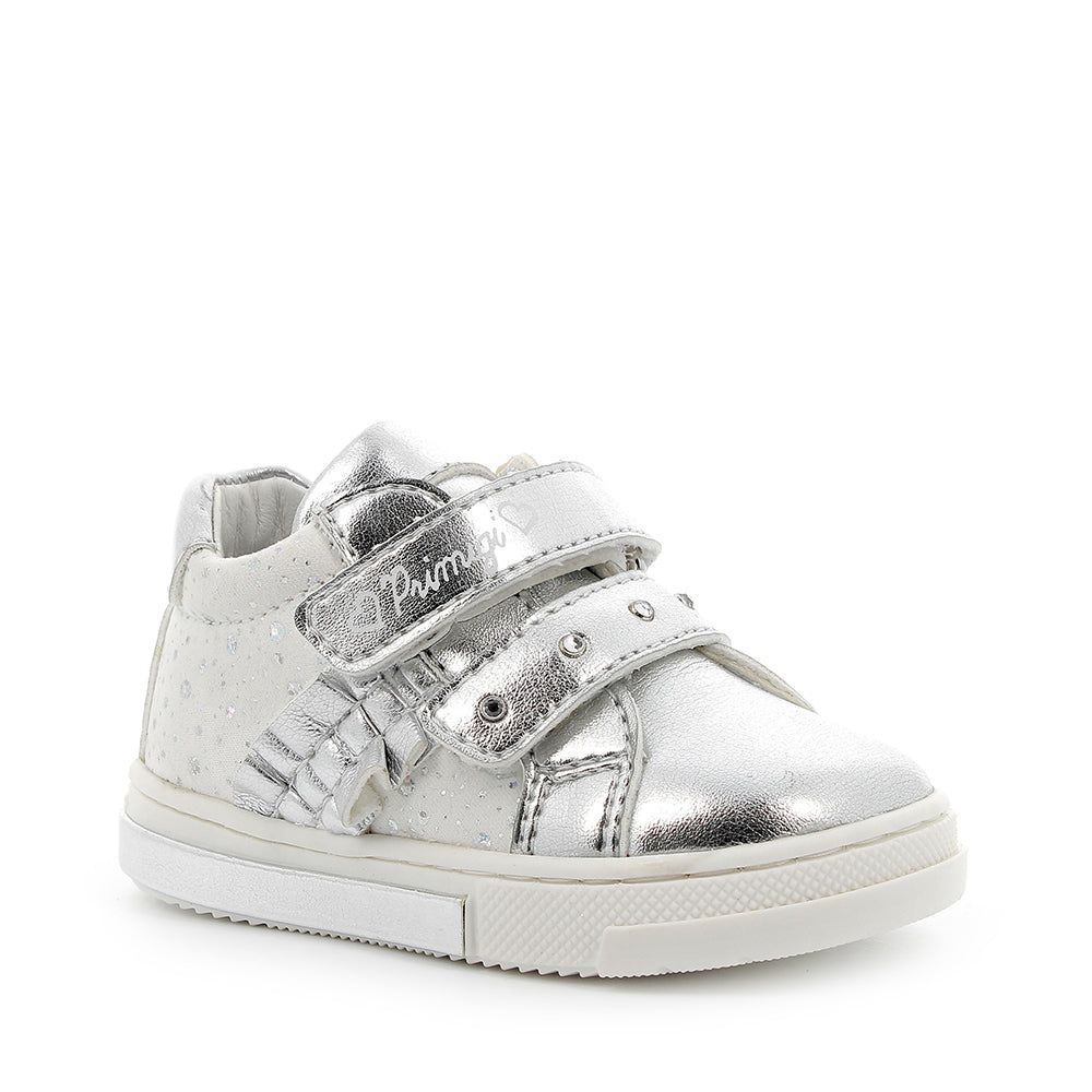 SNEAKERS LUX ARGENTO