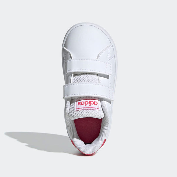 SNEAKERS ADVANTAGE LOGO ROSA