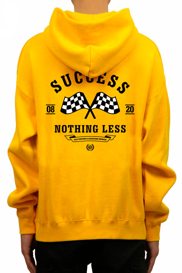 Flags - Hoodie Gold (Unisex) - Success Clothing