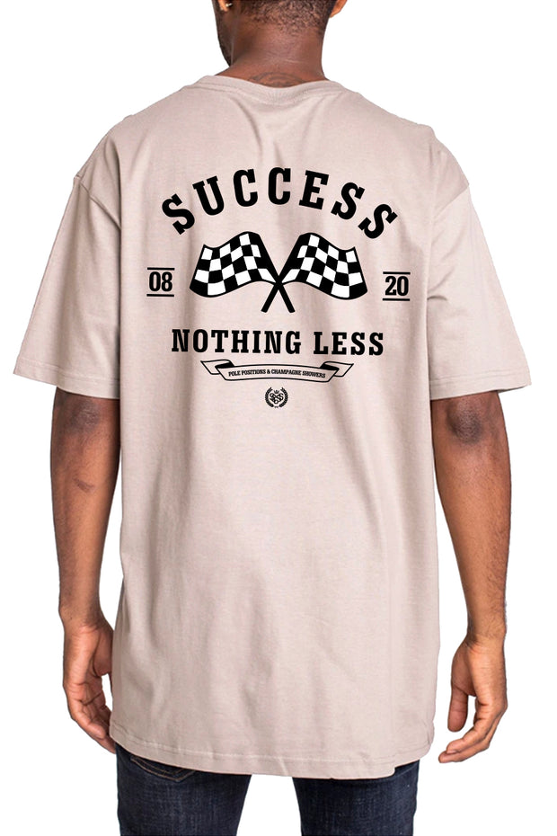 Flags - Tee Khaki (Unisex) - Success Clothing