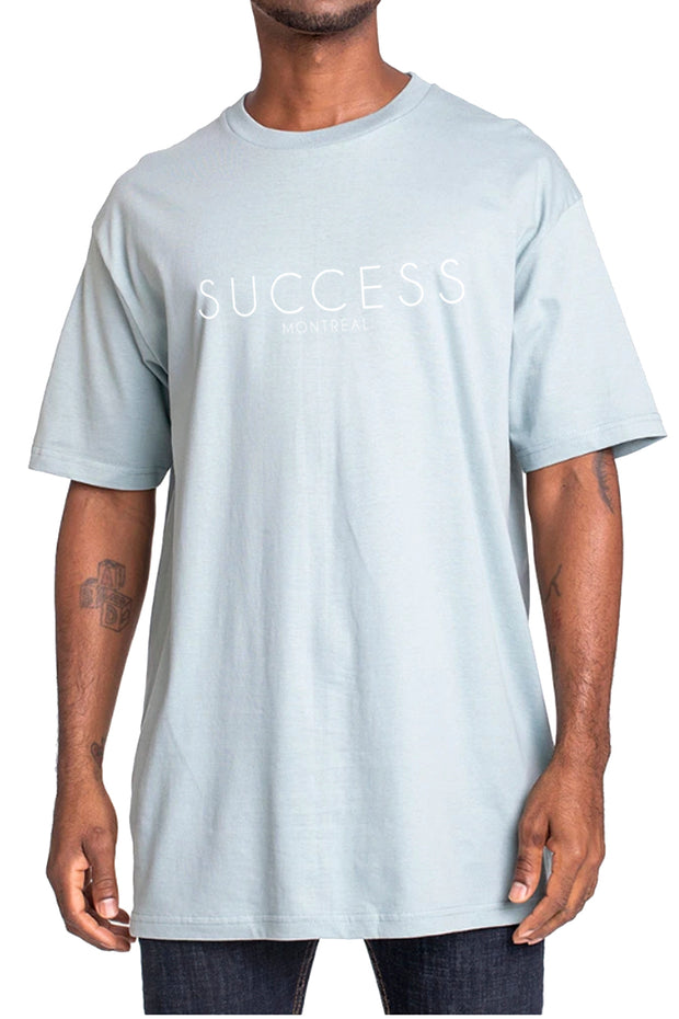 Montreal - Tee Sage (Unisex) - Success Clothing