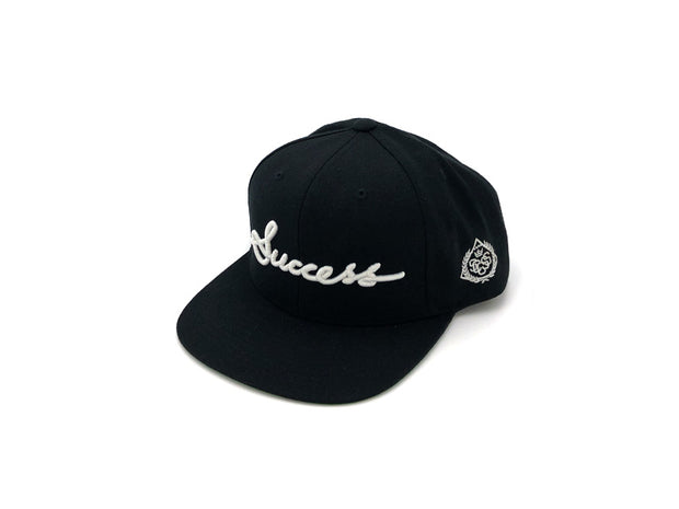 Accessories - Logo Snapbacks (Black) - Success Clothing