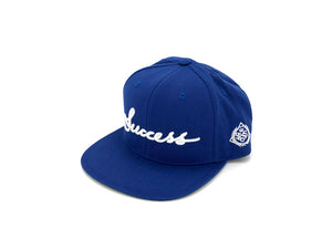 Accessories - Logo Snapbacks (Blue) - Success Clothing