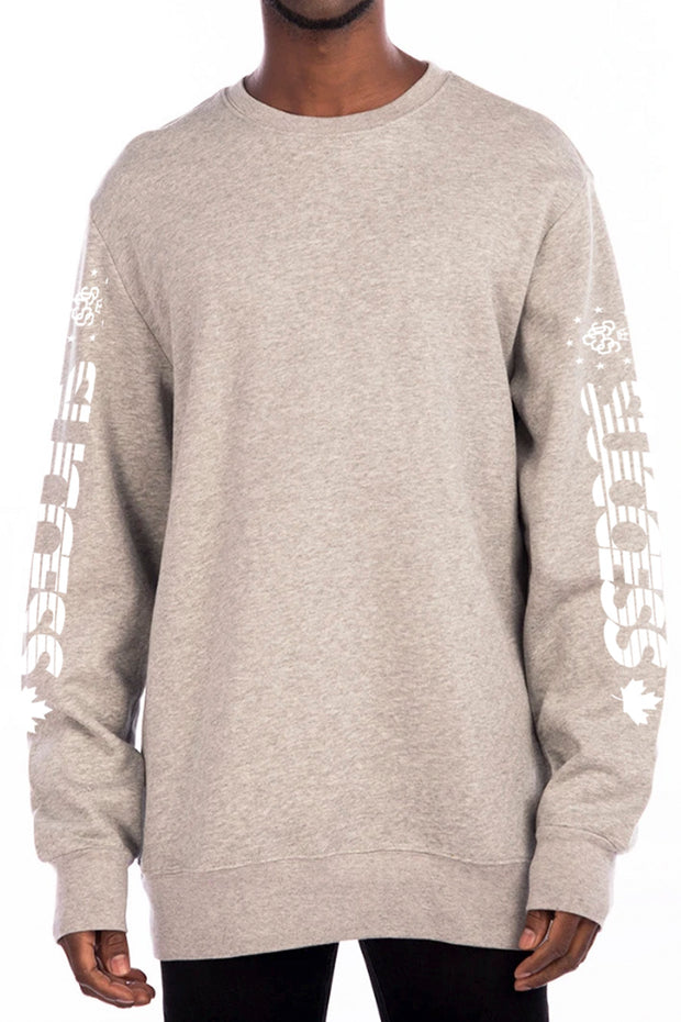 Speed - Crewneck Grey (Unisex) - Success Clothing