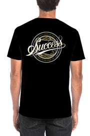 Rent - Tee Black (Unisex) - Success Clothing