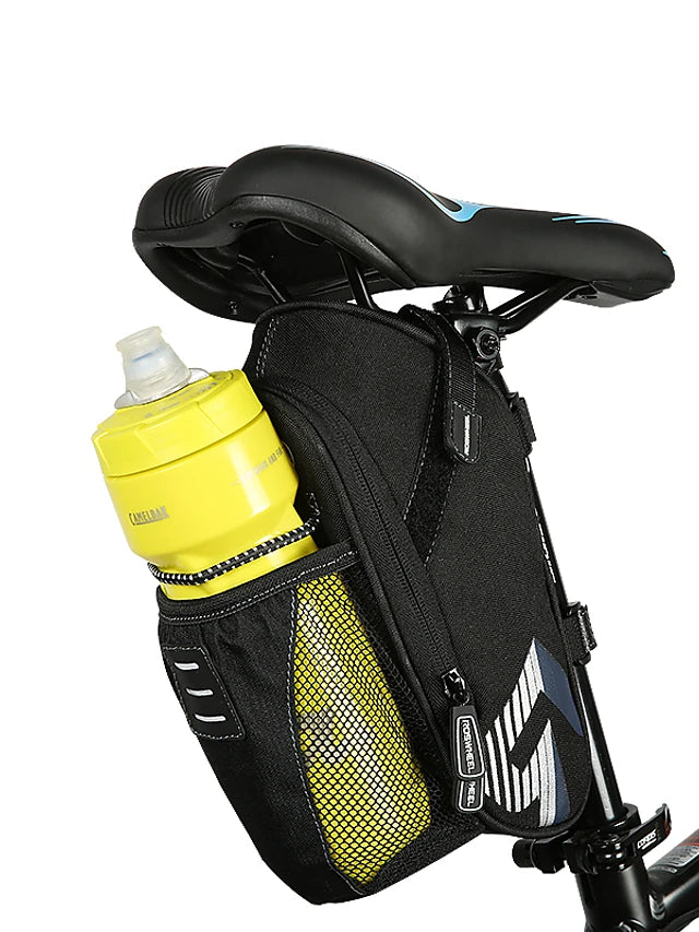 2.5 L Polyester Bike Saddle Bag