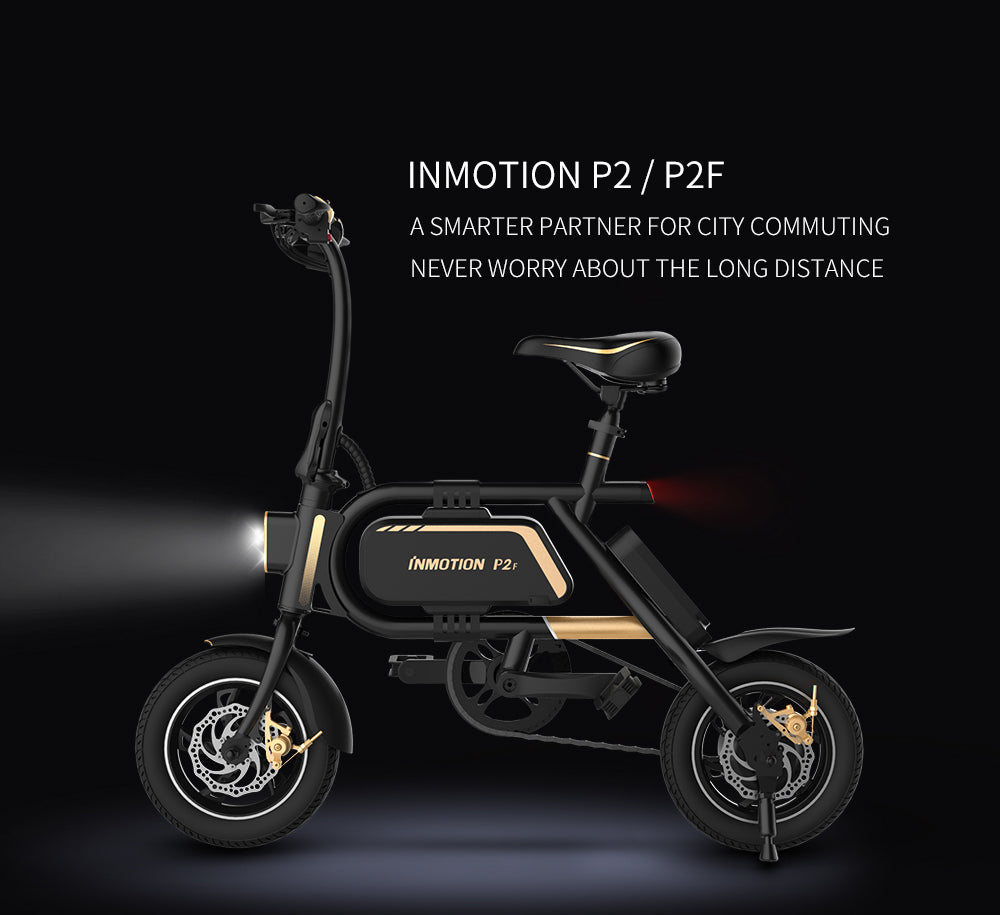 INMOTION P2F Electric Bicycle 250w