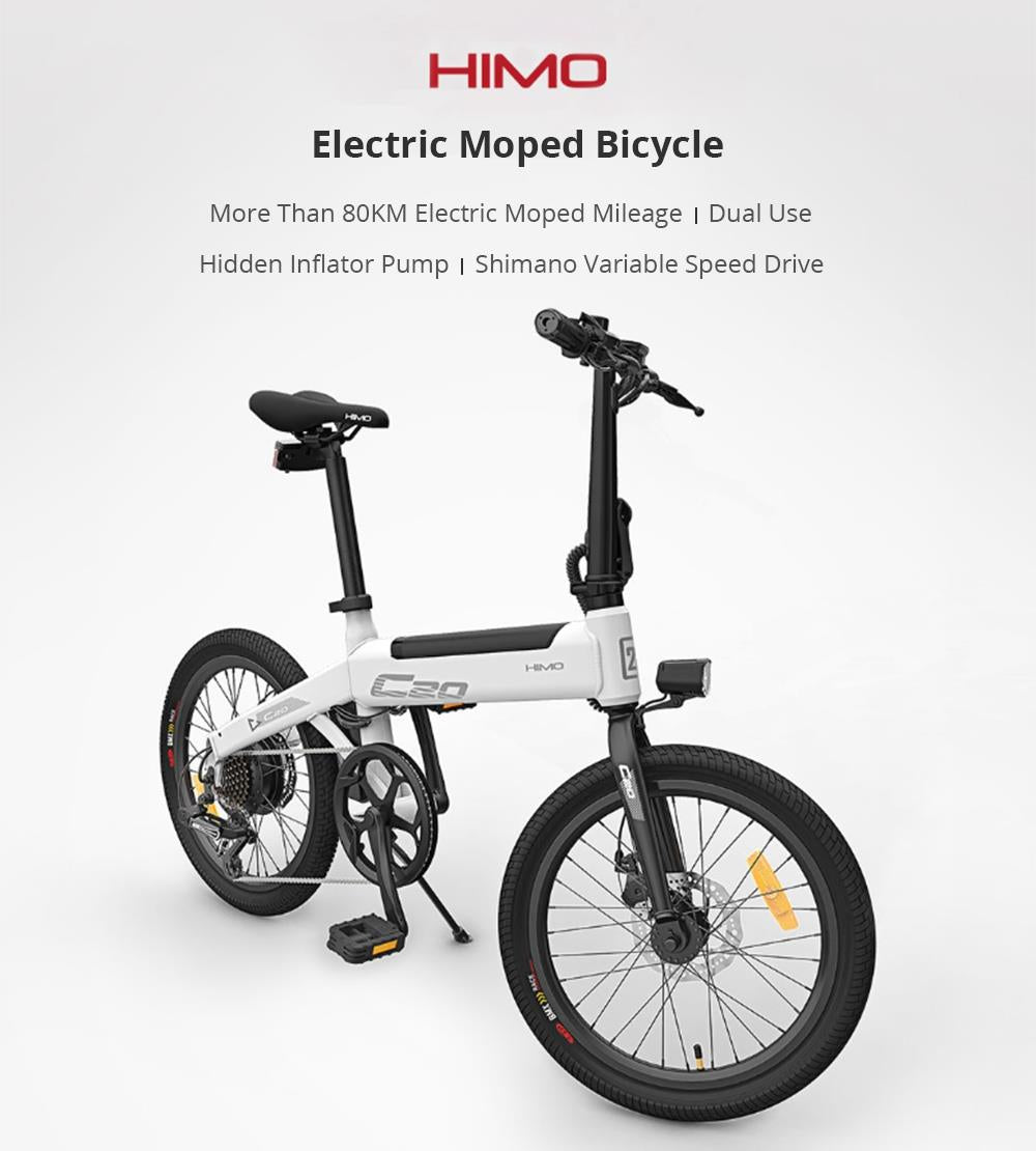 HIMO C20 Electric Bicycle 250W