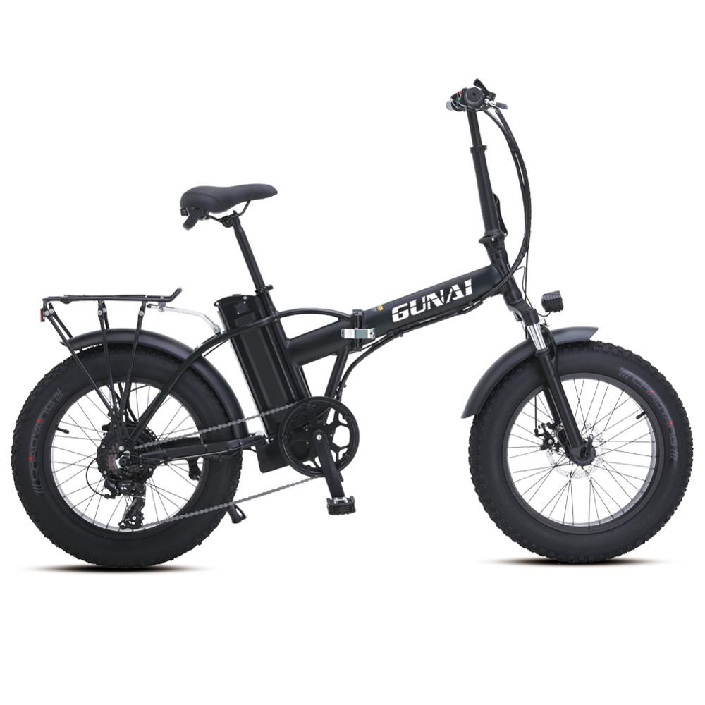GUNAI MX20 Electric Bicycle 500w