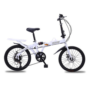 Carbon Steel Folding Bicycle