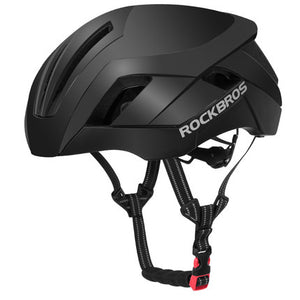 ROCKBROS 3 in 1 Cycling Bike Bicycle Helmet EPS Reflective MTB Road Bicycle Men Safety Light Helmet Integrally-Molded Pneumatic