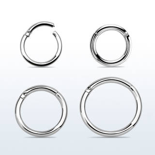 Hinged Segment Rings - 1.2mm