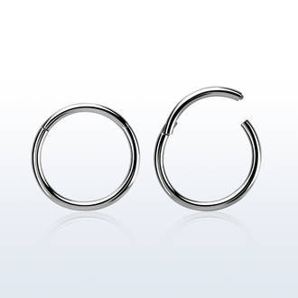 Hinged Segment Rings - 0.8mm