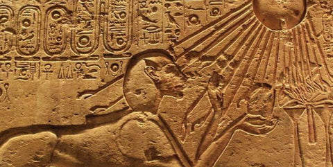The Rays of Aten - Powerful Healing with the Egyptian Sun God #7