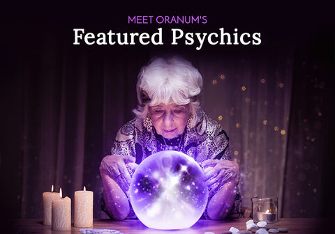 Visit Our Partners ORANUM - Best Psychics on Video Chat! - FREE 10 Min! ❤️