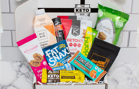 KETO DIET ? ANSWER - THE KETO BOX! - This is a Very Good Program!