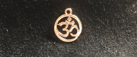 REIKI CHARGED! OM Pendant