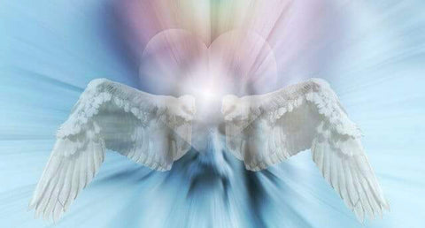THE COLOURS OF ANGELS - Attune to the Energies of the 7 Archangels along with Their Specific Rays