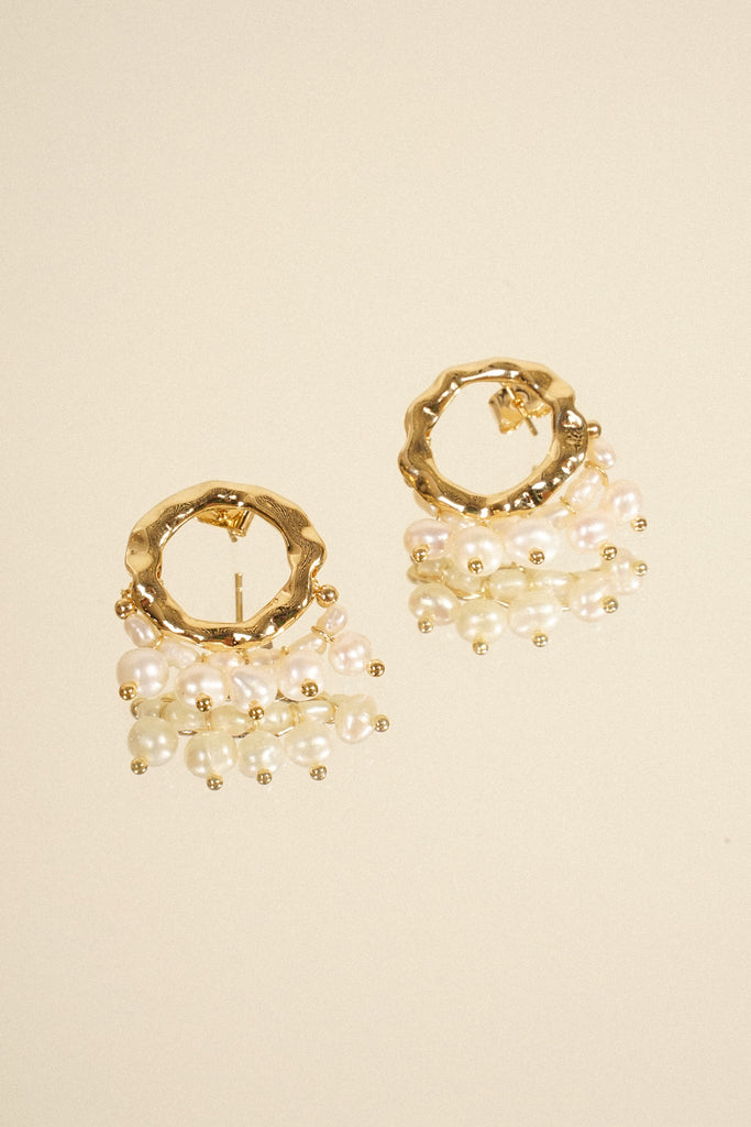 Pure Pleasure Pearl Earrings