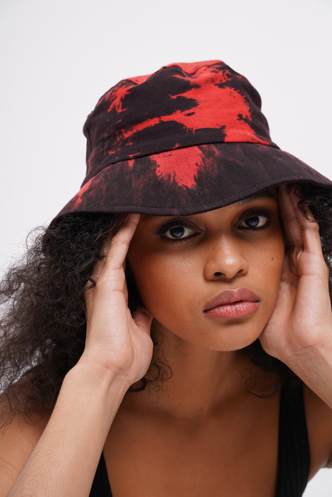 Dye Hard Bucket Hat - Naomi