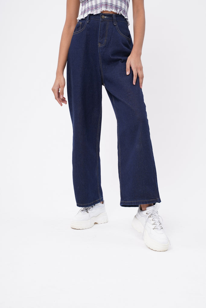 Beat The Odds Baggy Jeans