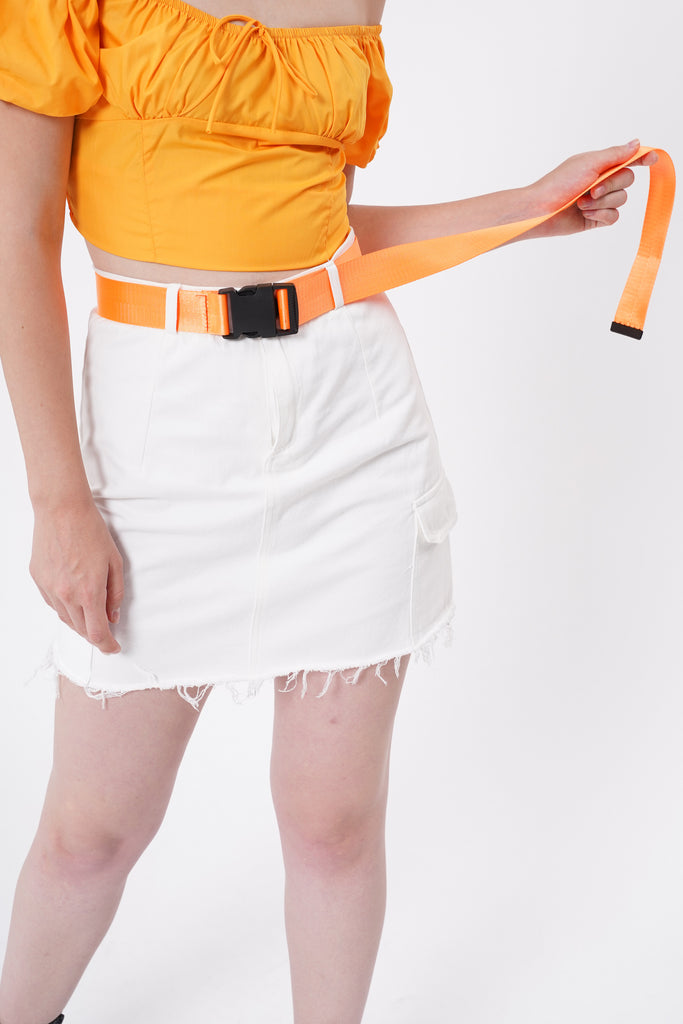 Rebellion Utility Belt - Neon Orange