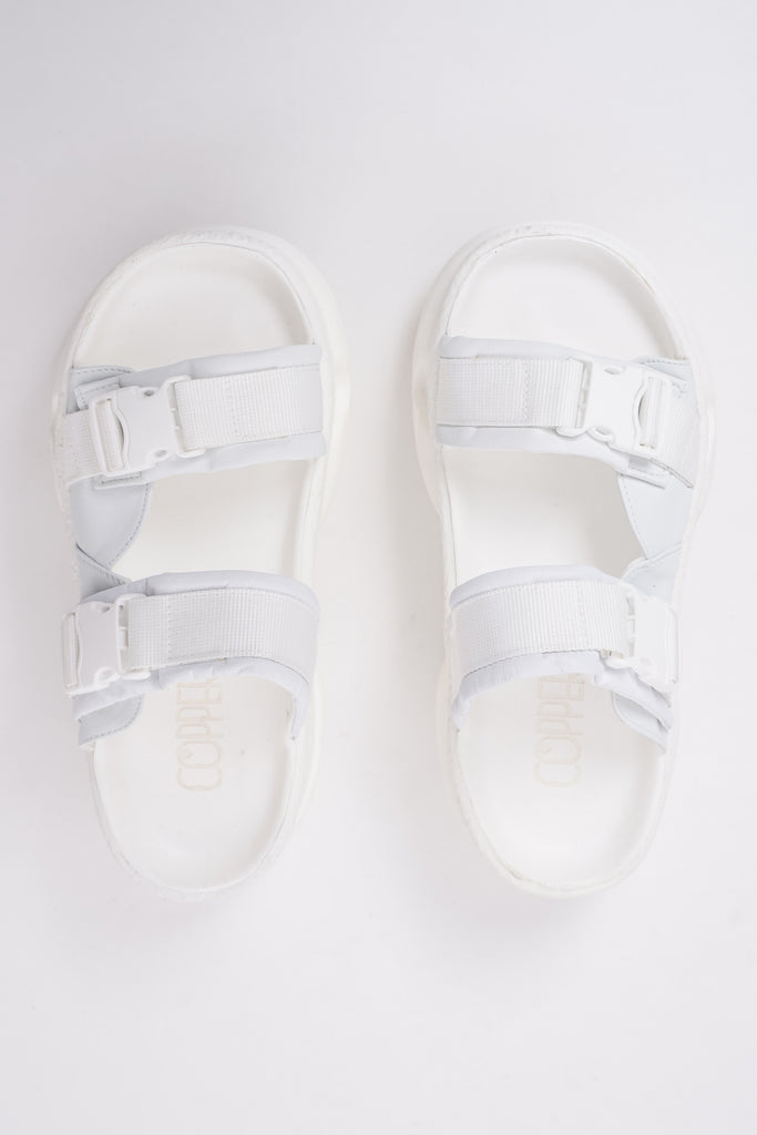 Looper Chunky Slides 2.0 - White