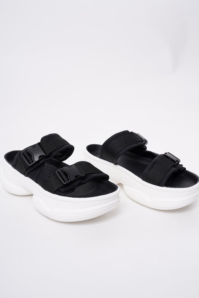 Looper Chunky Slides 2.0 - Black