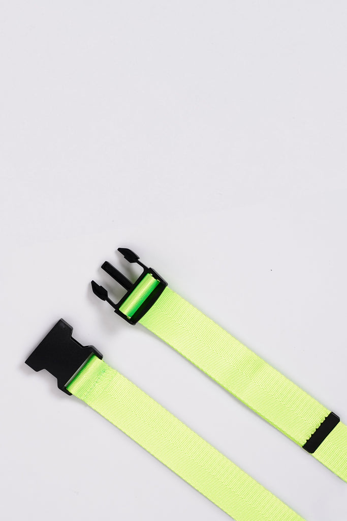 Rebellion Utility Belt - Acid Lime