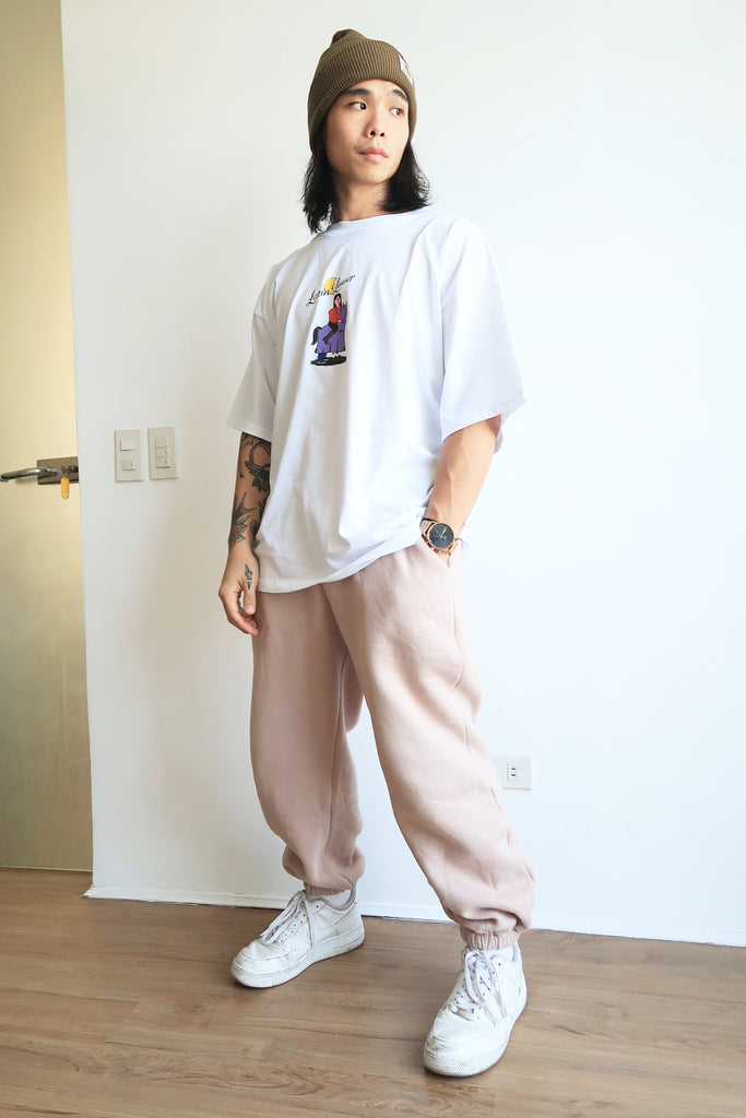 [PREORDER - BATCH 5] Don't Sweat It Essential Jogger Pants - Shell