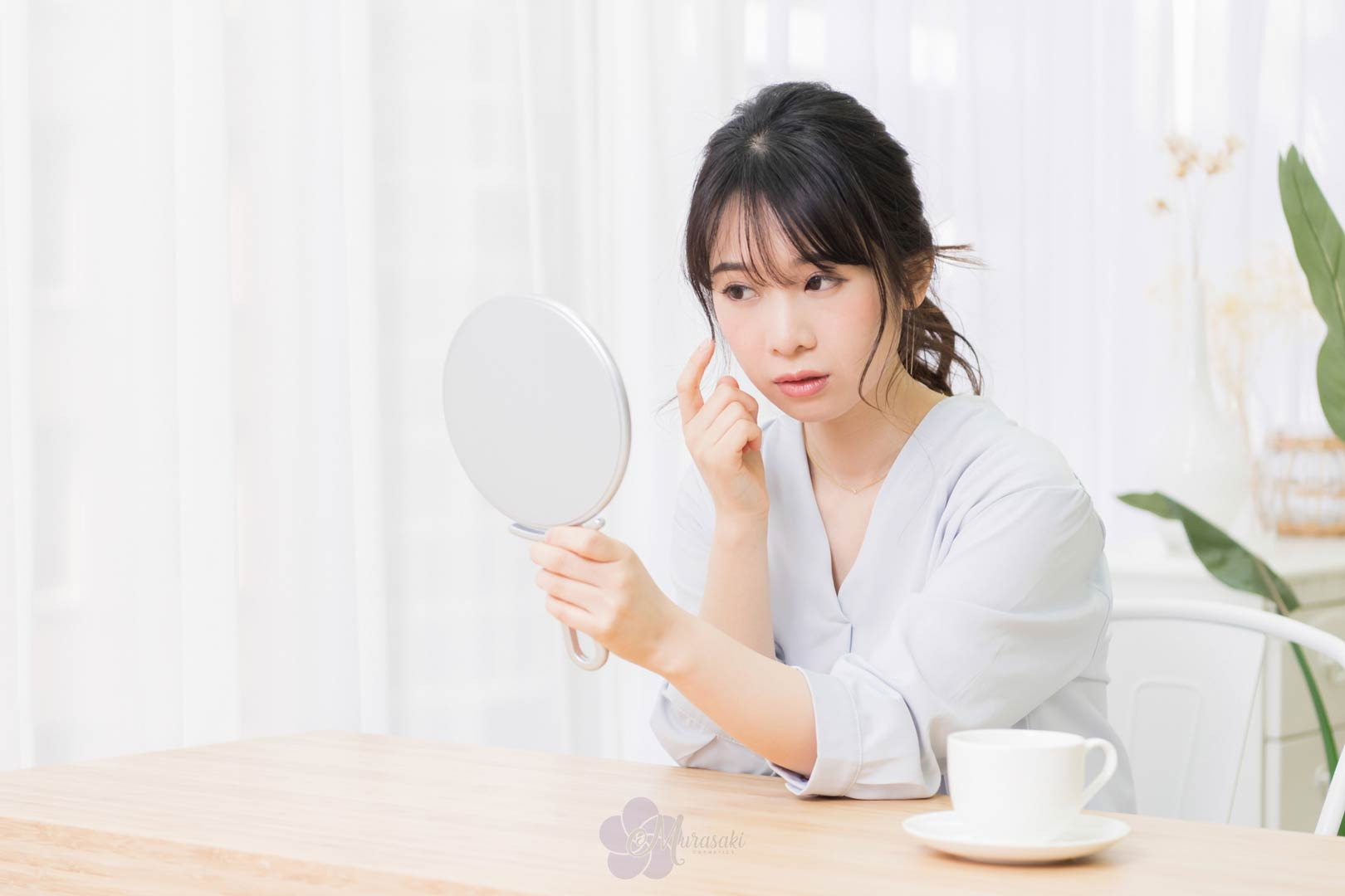 Top 6 Japanese skincare products for oily skin. Best J-Beauty products for oily skin. Murasaki Cosmetics Blog. Japanese skincare & cosmetics Europe.