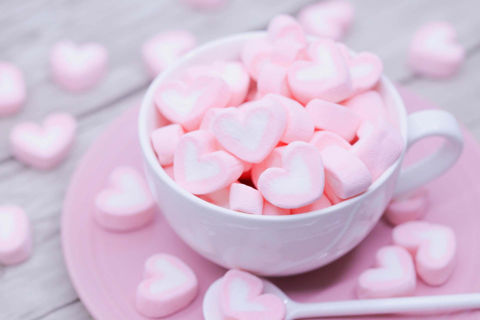 What is White Day? Japanese Holiday. | Murasaki Cosmetics Blog | 2nd Valentine's Day in Asia. Marshmallow Day