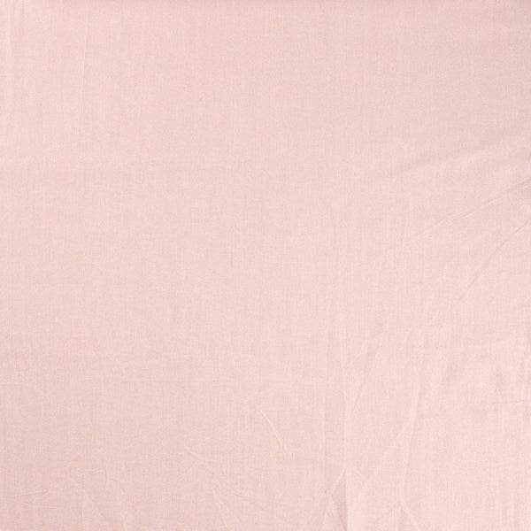 OLD PINK UNICOLOUR 100% COTTON POPLIN FABRIC HALF METER