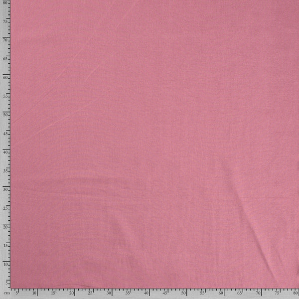LIGHT PINK UNICOLOUR 100% COTTON POPLIN FABRIC HALF METER