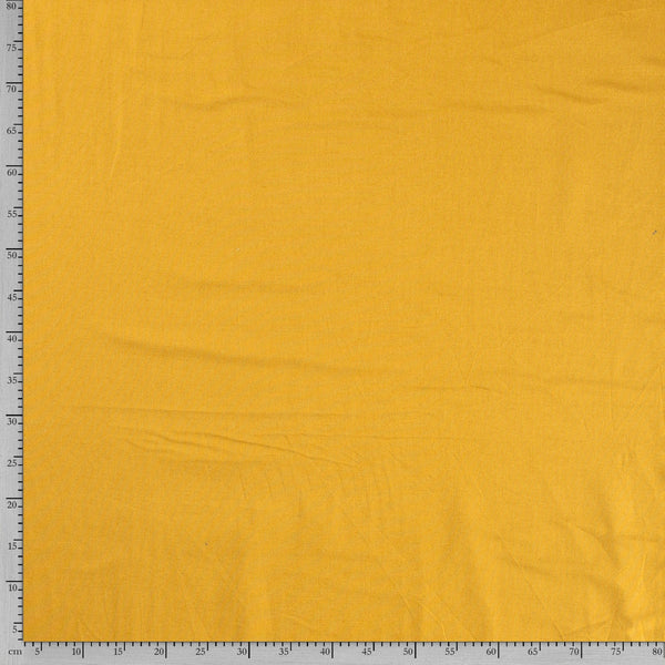 OKER UNICOLOUR 100% COTTON POPLIN FABRIC HALF METER