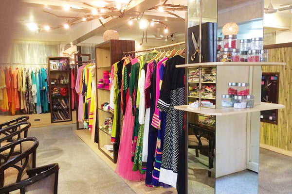 Don't Go To Delhi: This Boutique In Noida Stitches & Sells Amazing Ethnic & Indo-Western