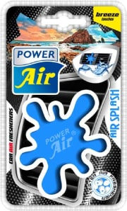 Power Air Splash | Breeze Touches