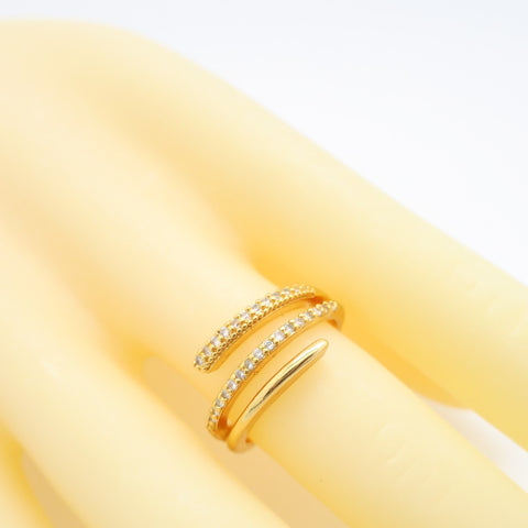 Women's Fashion Ring Simple Stylish - Jawaherat