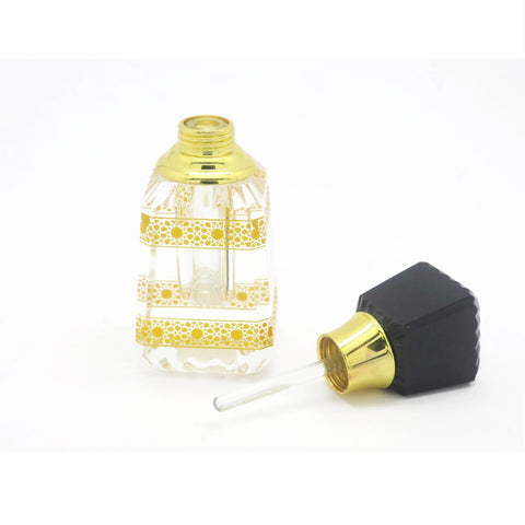 Fancy Attar Bottle 3 ml - Jawaherat