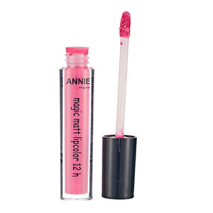 Annie Paris Magic Matt Lipstick 12 Hr, 04 - 5 ml - Jawaherat