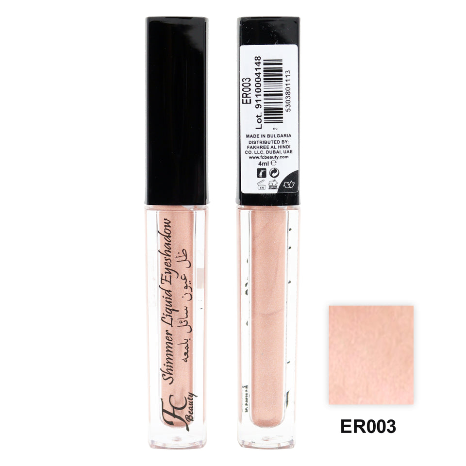 FC Beauty Shimmer Liquid Eyeshadow - Jawaherat